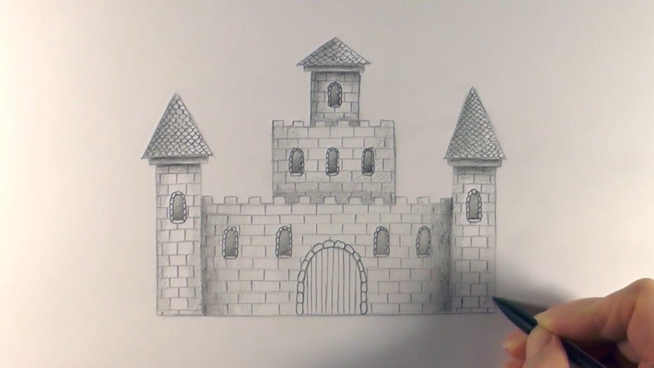 1280x720 R.e.a.p Concept Art How To Draw A Castle