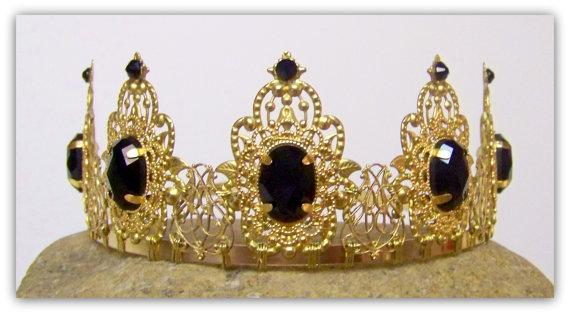 570x315 Medieval Crown Renaissance Crown Medieval Jewelry Crown