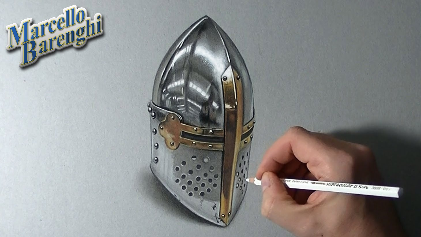 1460x821 How To Draw A Medieval Helm