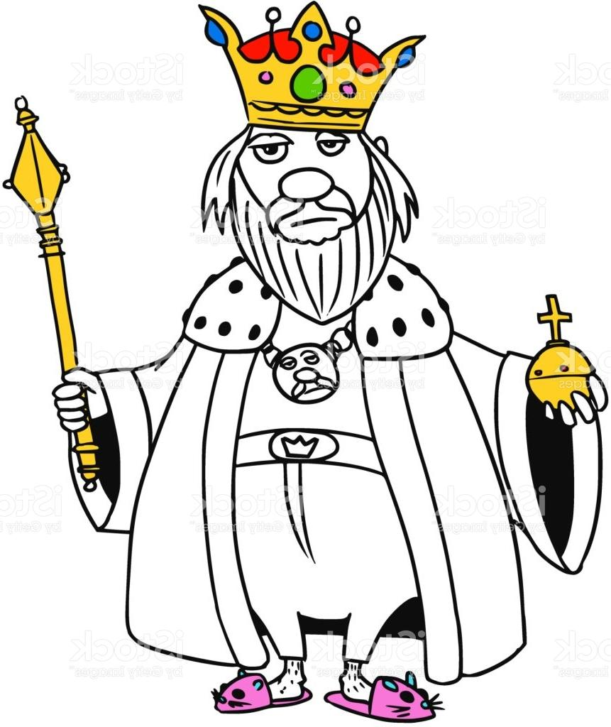 861x1024 Best Free Cartoon Vector Medieval Fantasy King Pictures