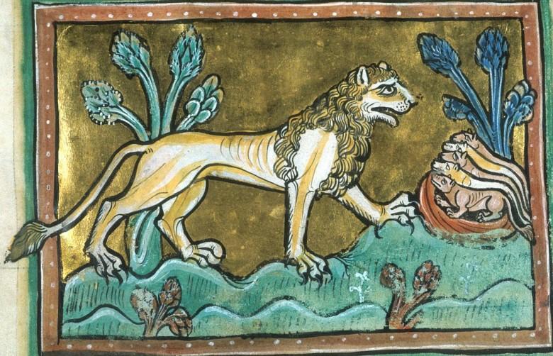 780x502 Medieval Lion