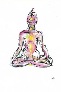 236x354 Tree Pose Yoga Line Drawings Pose, Yoga And Yoga Art