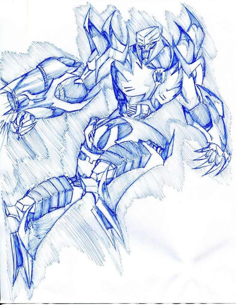 786x1017 Transformers Prime Megatron By Winddragon24 Megatron
