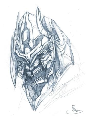 344x472 Movie Megatron Head Rough By Zgul Osr1113