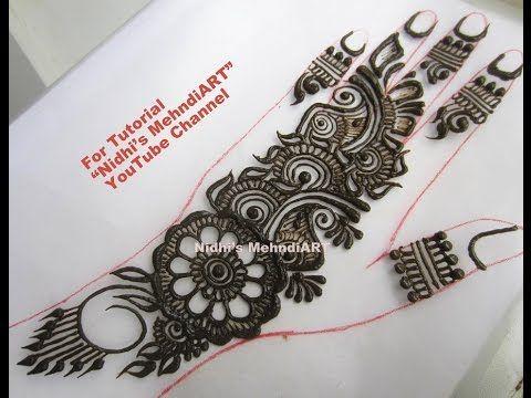 480x360 101 Best Mehndi Designs Video Images On Henna Mehndi