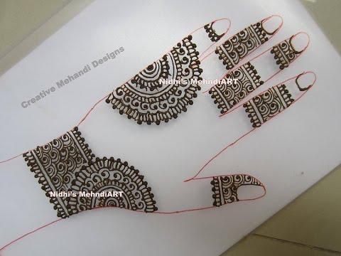 Mehndi Design Drawing At Getdrawings Com Free For Personal Use