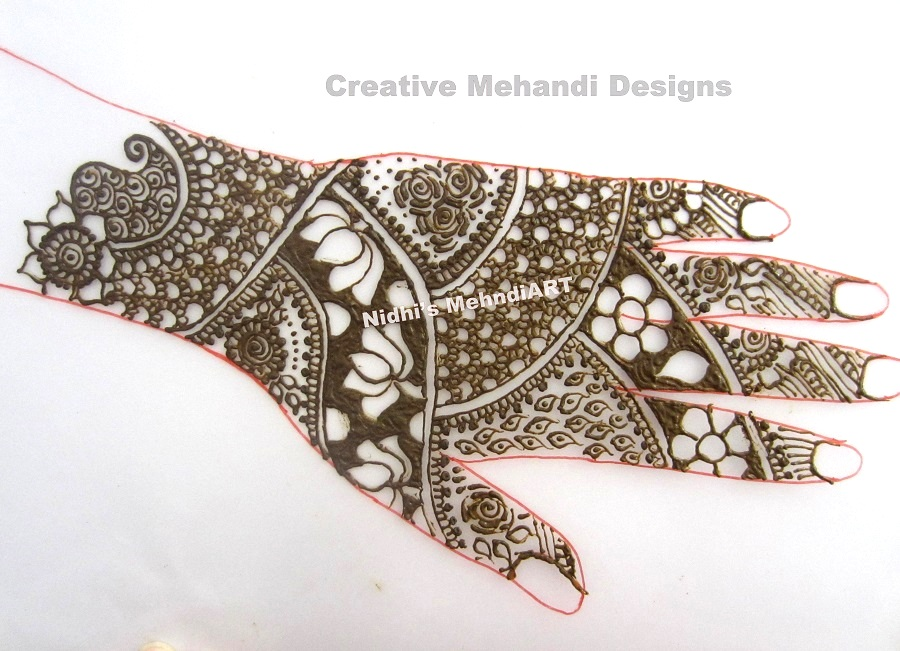 900x651 Traditional Indian Wedding Special Arabic Traditional Henna Mehndi