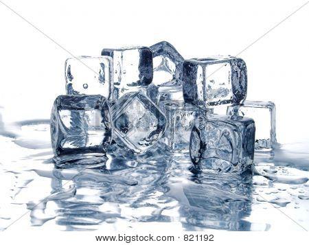 450x357 Melting Ice Cubes Image Amp Photo Bigstock