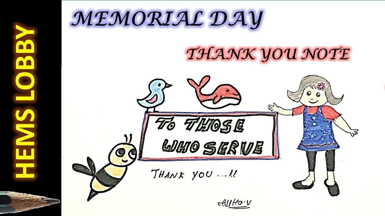 1280x720 Memorial Day Drawing