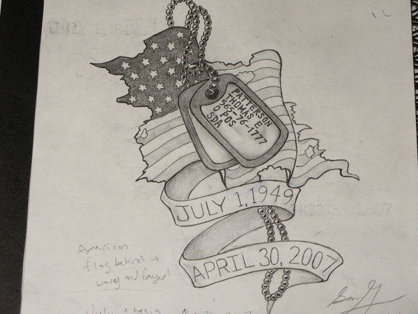 600x450 This Is The Tattoo I Want For My Poppa. And It Will Have The Pow