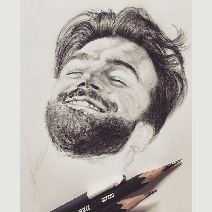 736x736 12 Best Men Drawing. Images On Beard Style, Bearded