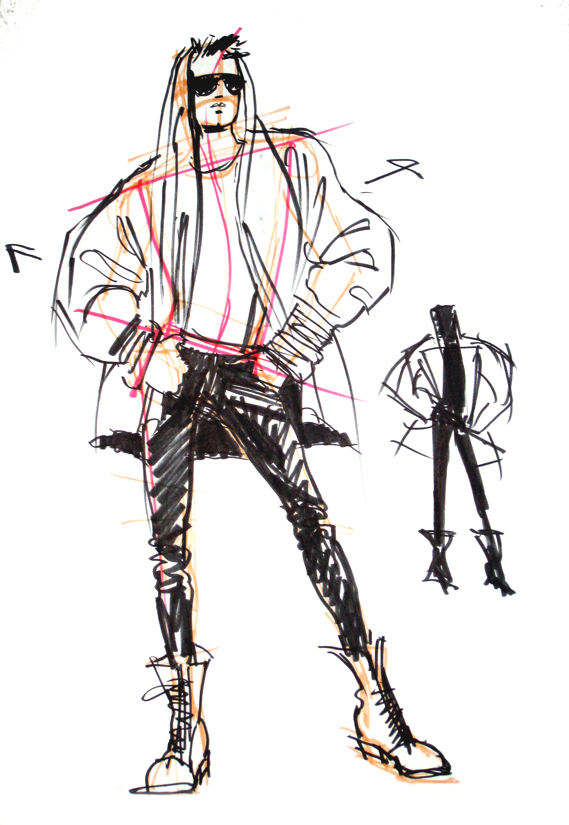 569x825 Drawing Men Justine Limpus Parish's Blog