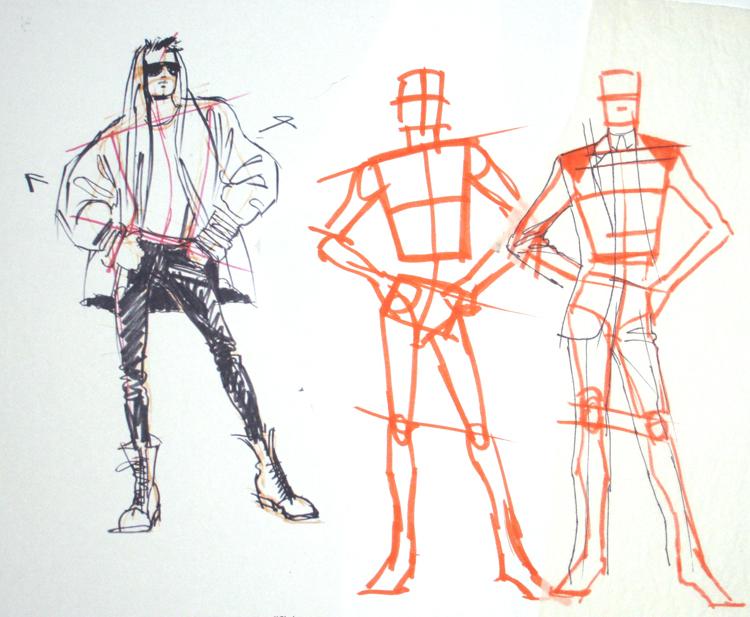 750x617 Drawing Men Suits Justine Limpus Parish's Blog