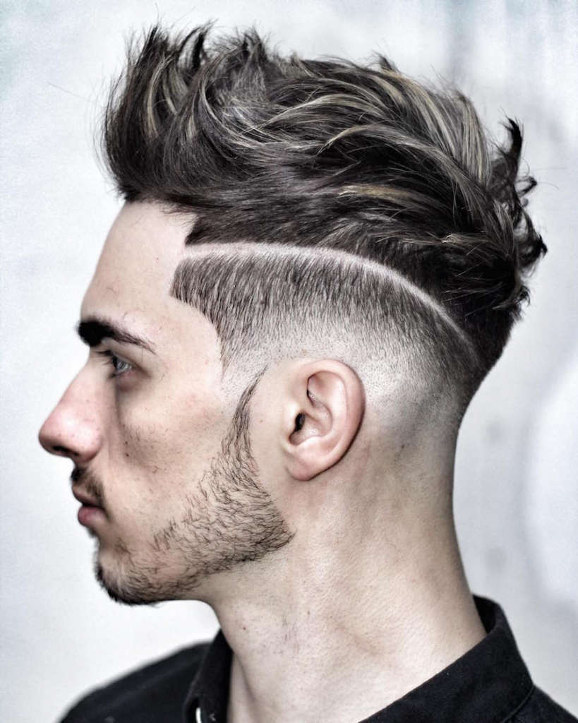 819x1024 Men Hairstyle Boy Hair Style Back Side Best Stylish Hipster