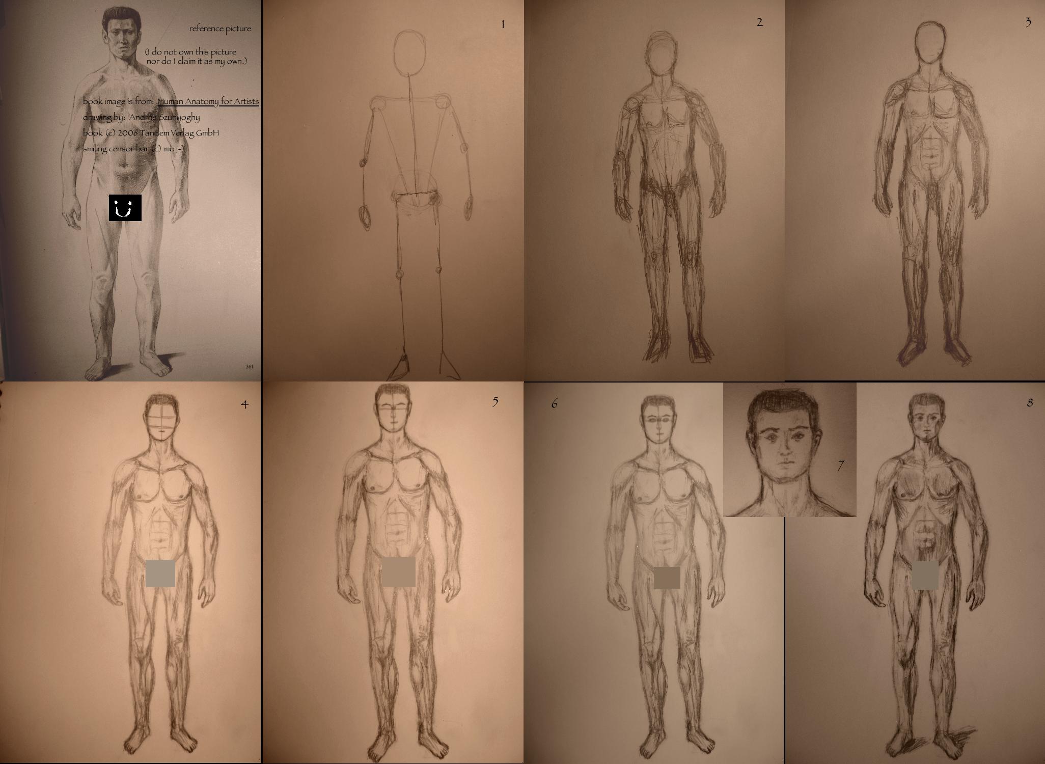 2052x1500 Drawing Tutorial Men By Chibi Fisch