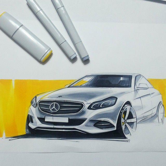 640x640 71 Best Mercedes Benz Images On Car Sketch, Automotive