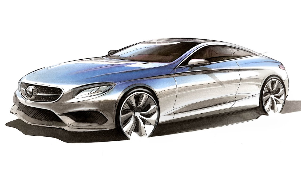 Auto Ausmalbilder Mercedes : Mercedes Benz Drawing At Getdrawings Com Free For Personal Use