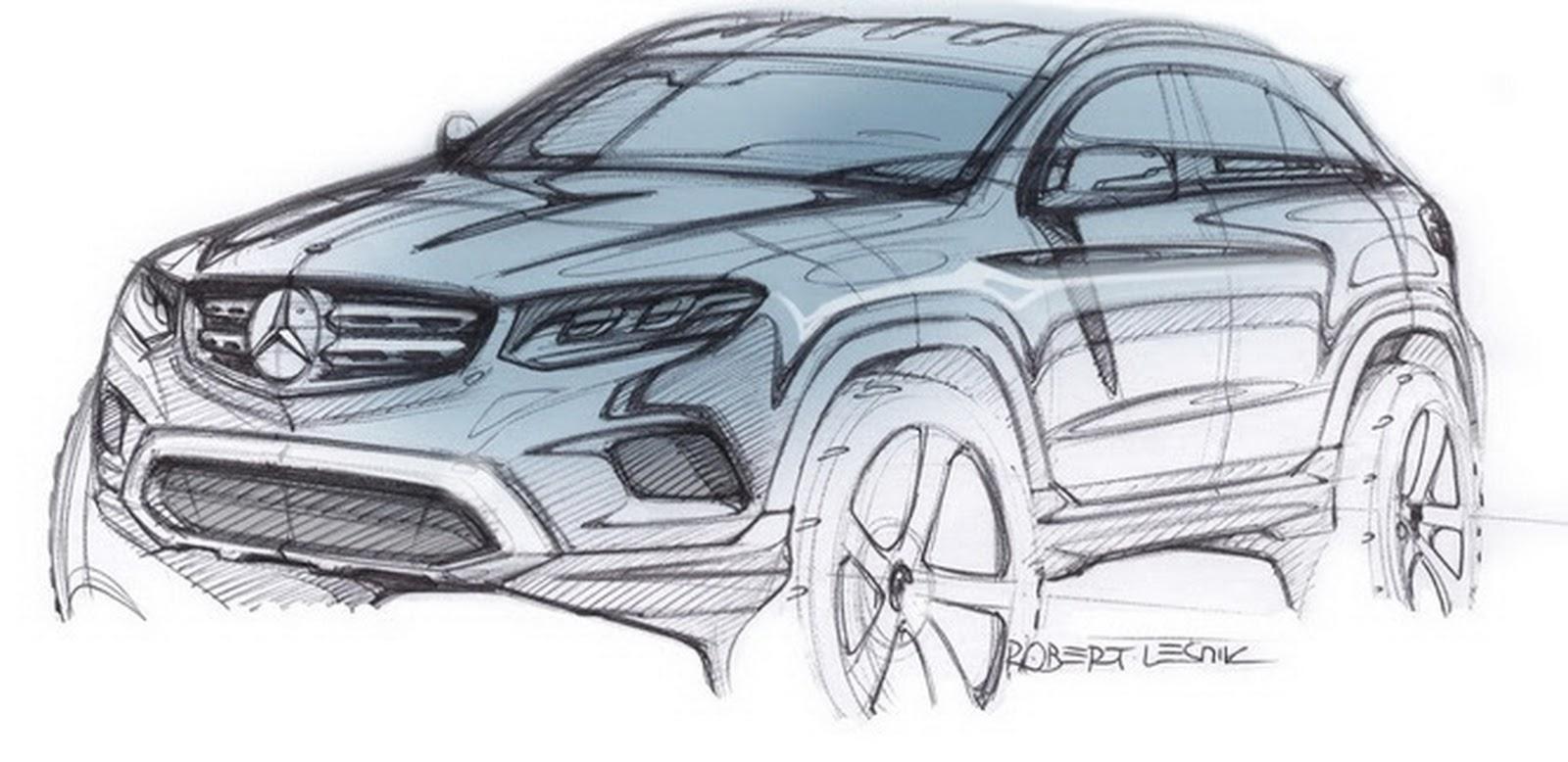 1600x778 Official Mercedes Benz Glc Sketch Revealed