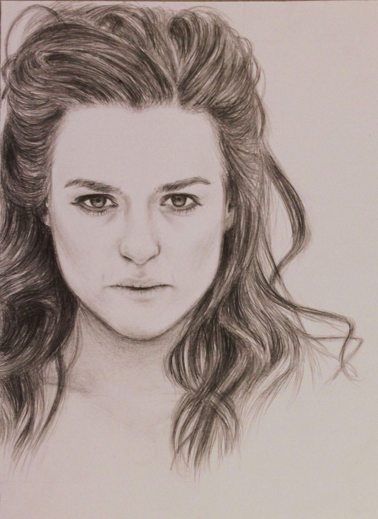 763x1048 Katie Mcgrath As Morgana (Merlin) By Esayelemay