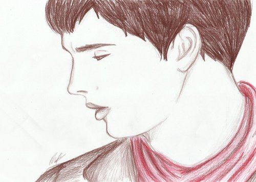 500x355 Merlin Drawing Shared By Vicixus On We Heart It