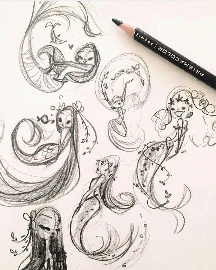 720x902 44 Best Mermay Images On Mermaids, Mermaid Art