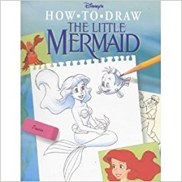 260x260 Disney How To Draw The Little Mermaid (How To Draw Series) Philo