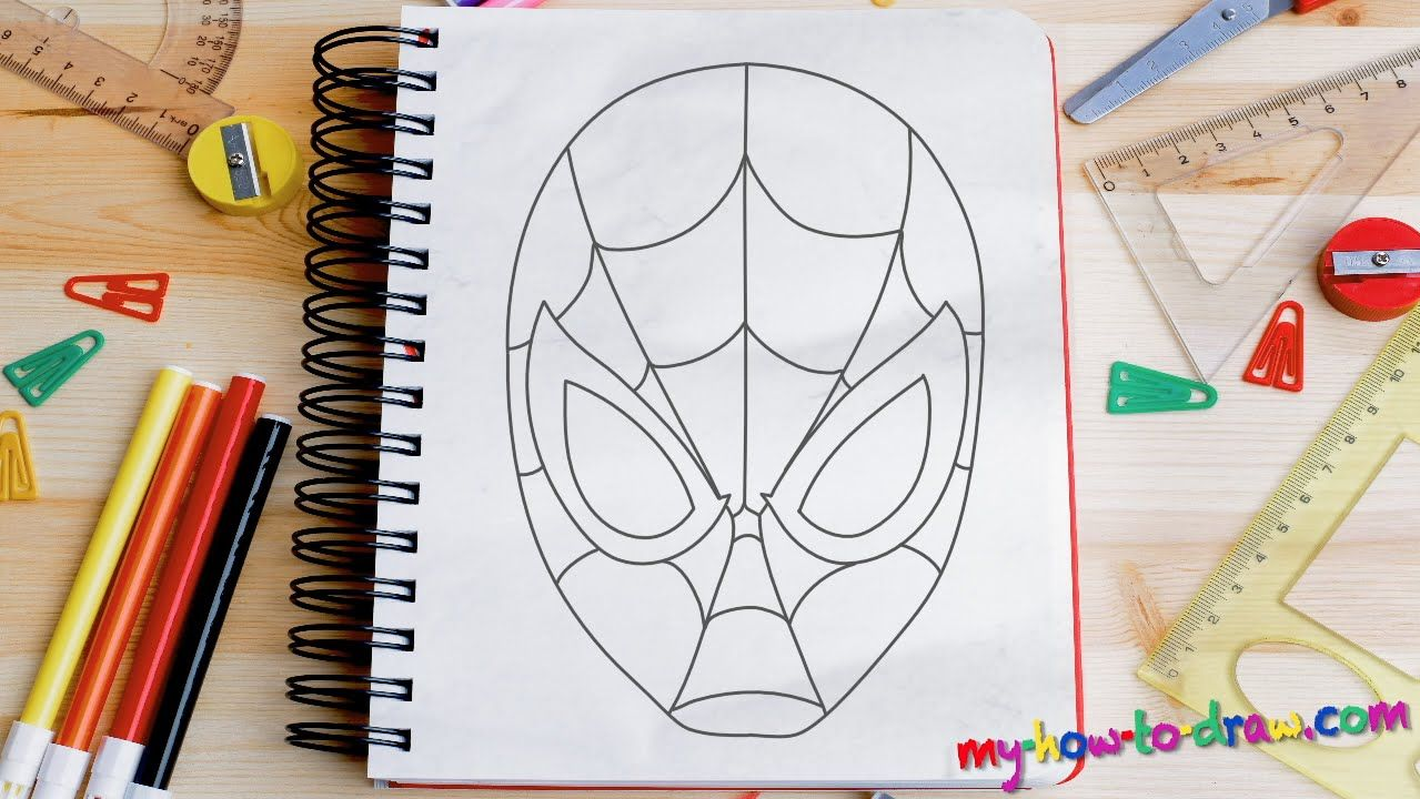 1279x720 How To Draw Spiderman