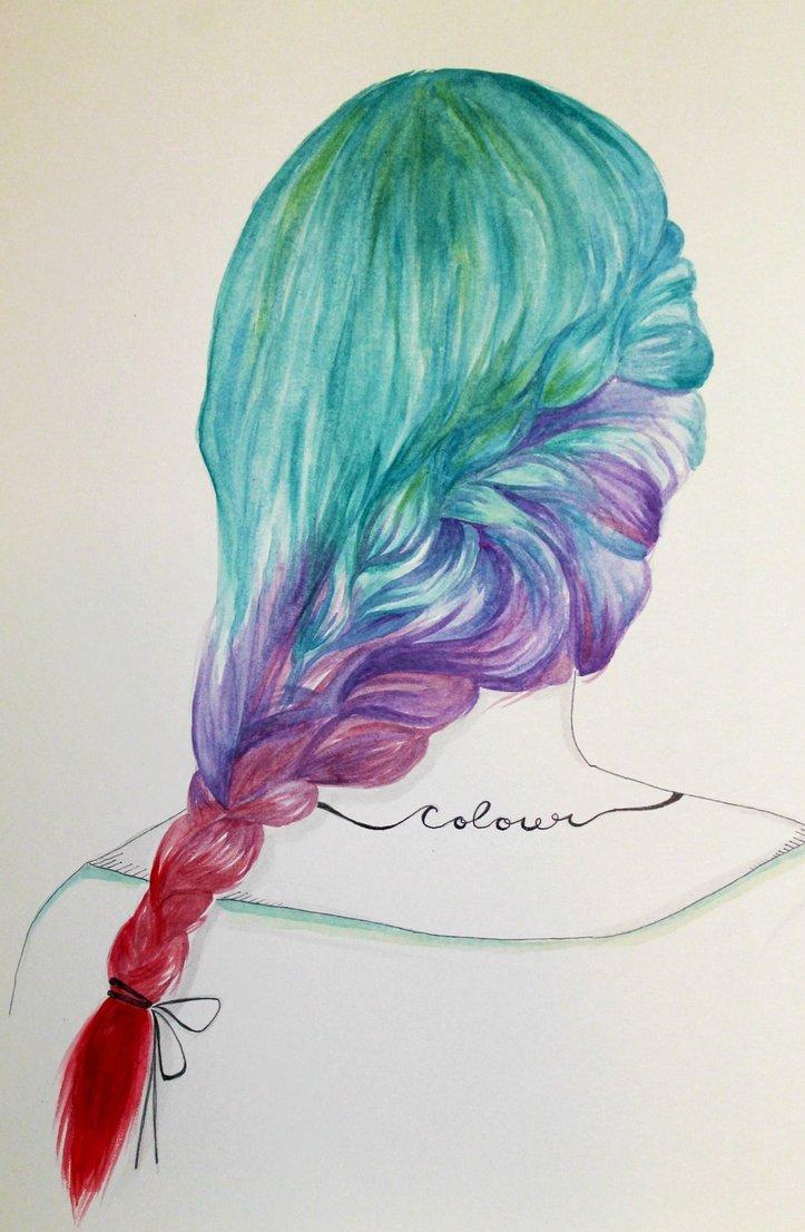 723x1106 Mermaid Hair By Emma Lee1art