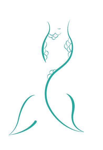 392x570 Mermaid Tail Tattoo Tattoos Mermaid Tail Tattoo