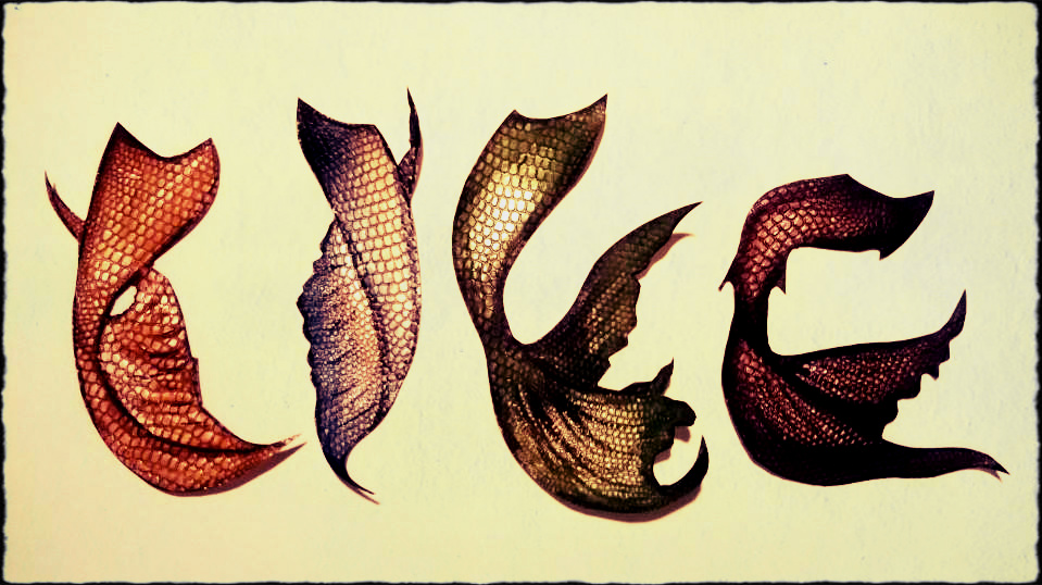 959x538 Paper Mermaid Tails By Rhearons