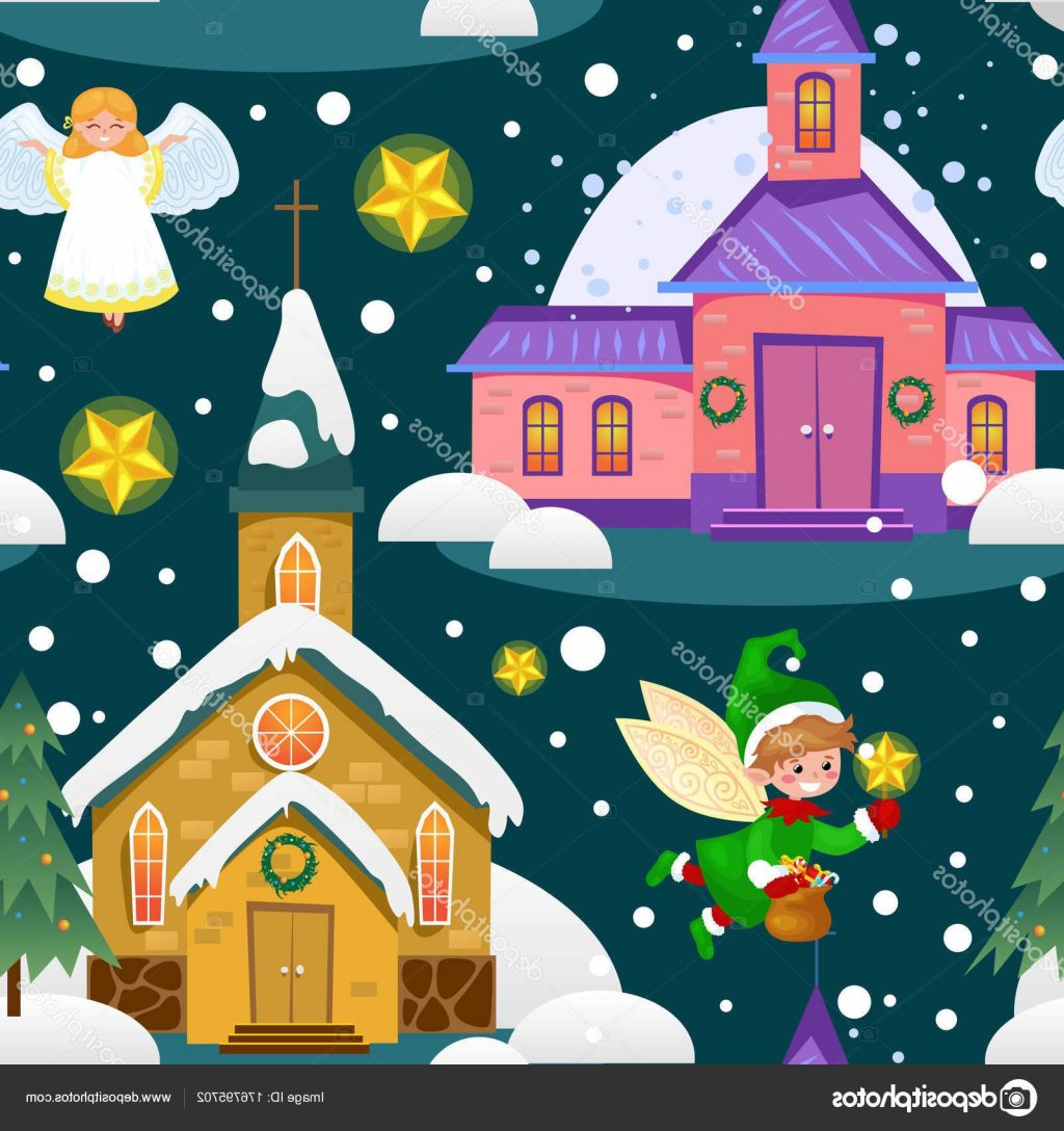 1024x1088 Best Hd Stock Illustration Merry Christmas And Happy New Drawing