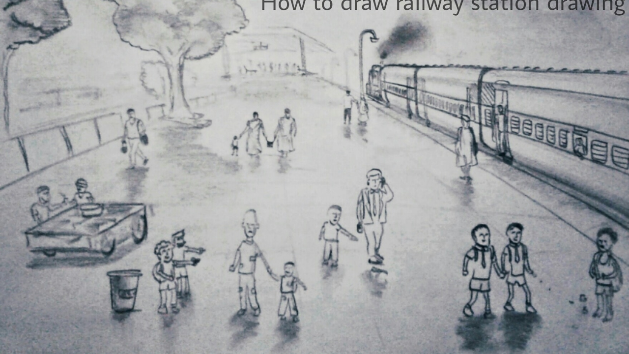 1280x720 Best Drawing With A Social Message Must Watch Mr. Artist