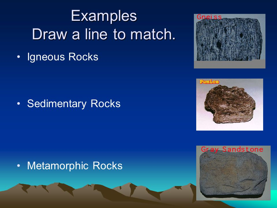 960x720 The Rock Cycle. Minerals Natural Occurring Solid