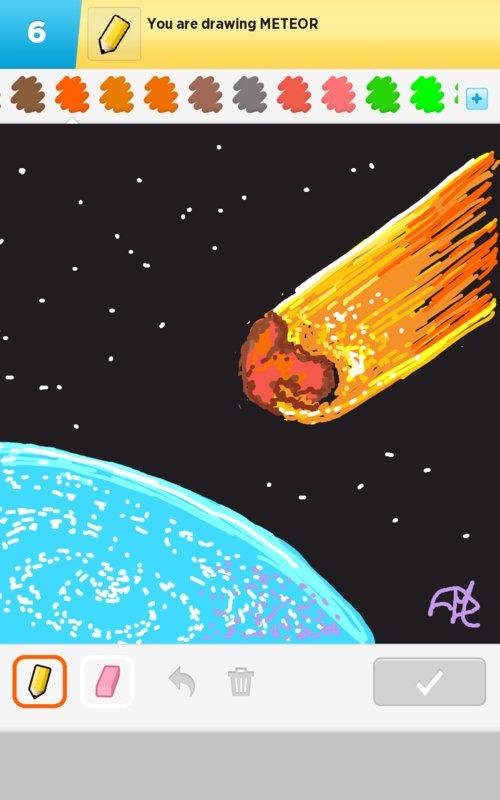 500x800 Meteor Drawings