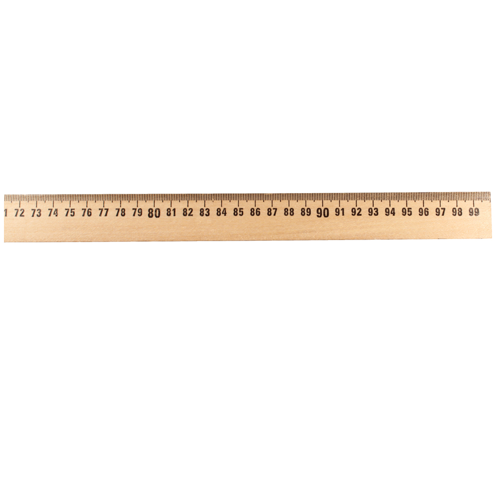 1000x1000 Printable Meter Stick