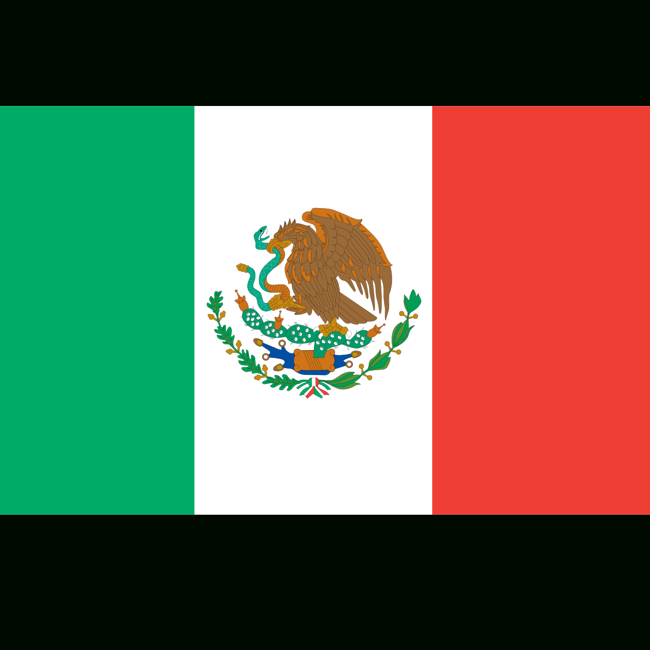 1331x1331 Drawing Of Mexican Flag Simple Drawing Mexico Flag Clipart