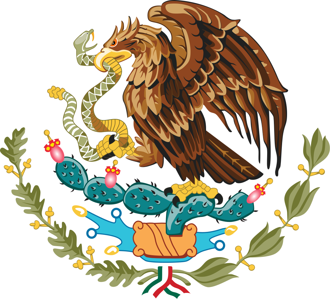 1129x1024 Flag Of Mexico