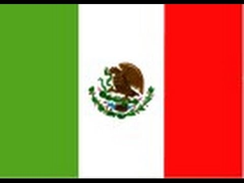 480x360 How To Draw The Mexican Flag