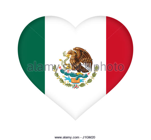 582x540 Mexico Flag Cut Out Stock Images Amp Pictures