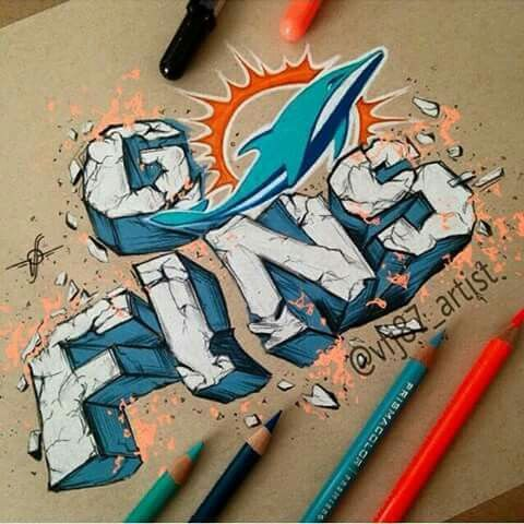 480x480 Phins For Life Miami Dolphins Football Miami