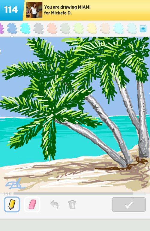 500x770 Miami Drawings