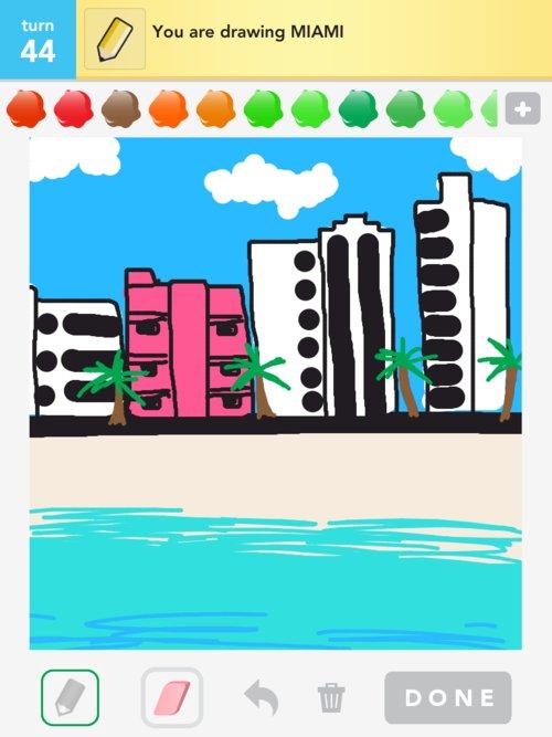 500x667 Miami Drawings