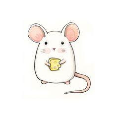 236x236 My Sweet Mother Loved A Joke About Having A Mouse Tattoo On Her