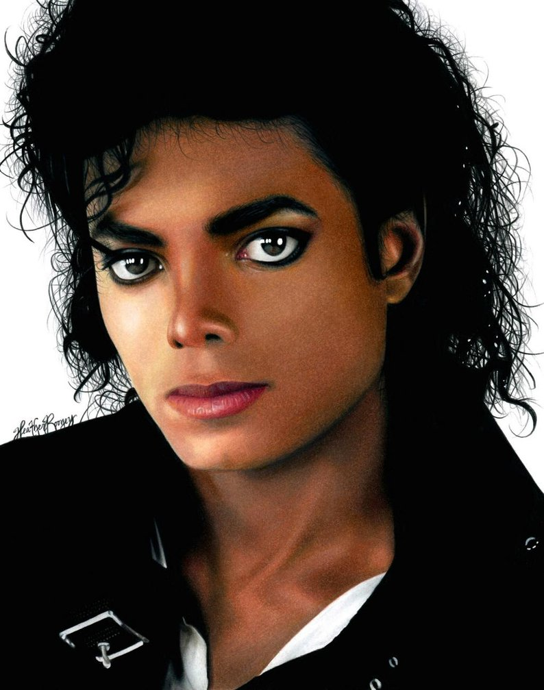 794x1007 Drawing Michael Jackson By Heatherrooney