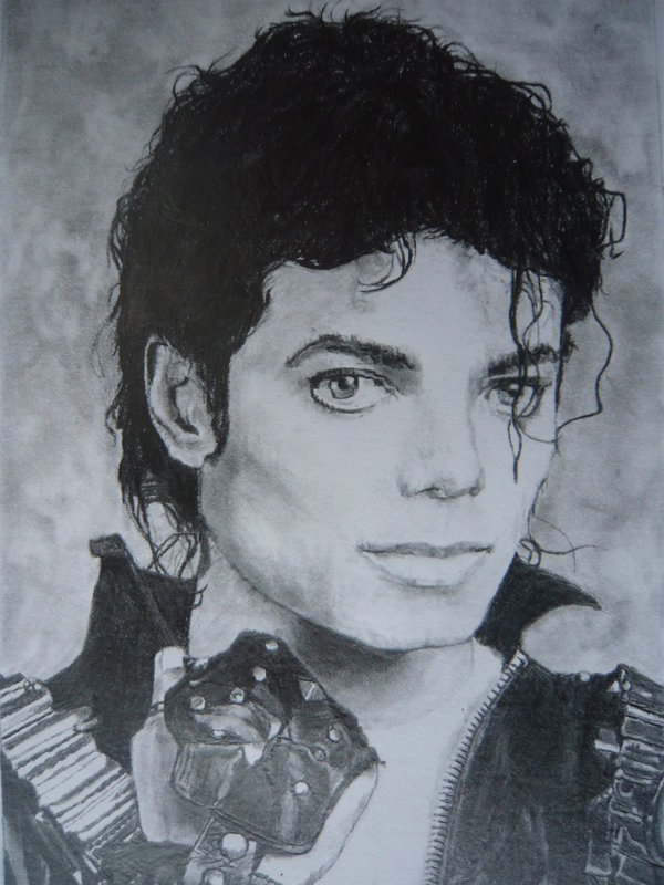 600x800 Michael Jackson Drawing By Loaded88