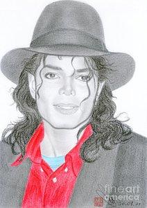 212x300 Michael Jackson Drawings