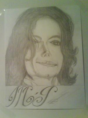 300x400 Michael Jackson Drawings