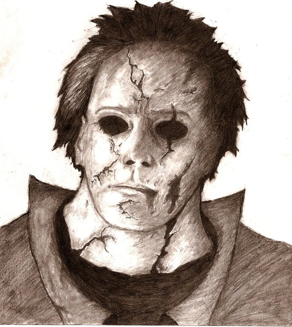 600x672 Michael Myers 2007 By Planedreamer