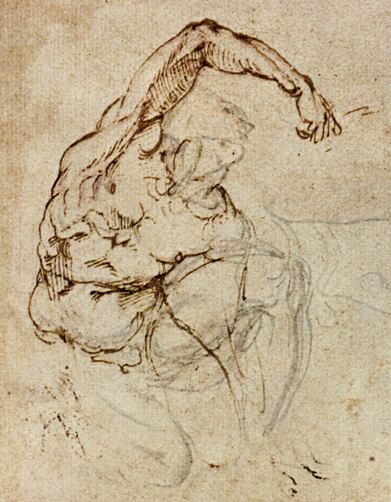 Michelangelo Drawing at GetDrawings.com | Free for personal use ...