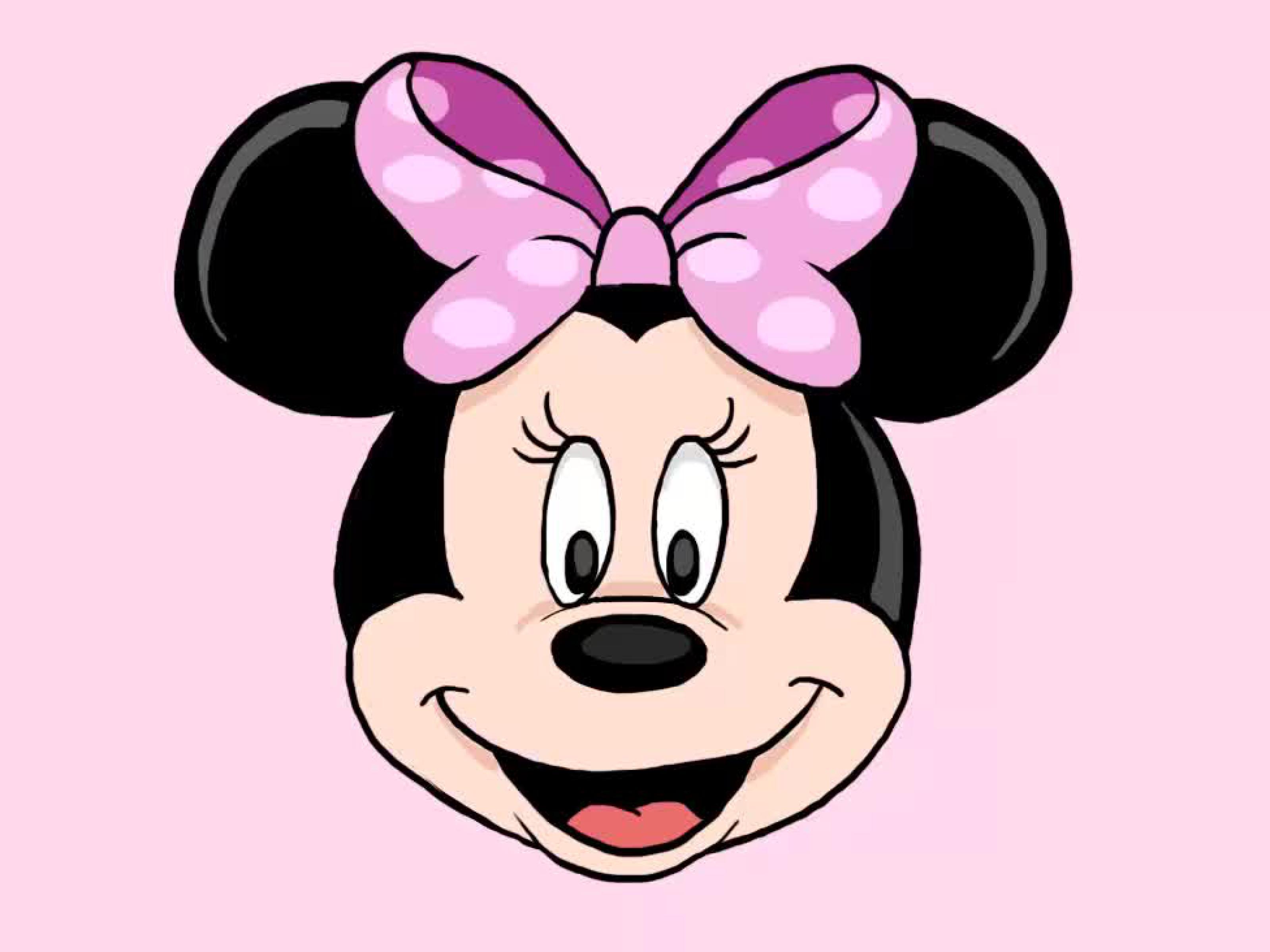 3200x2400 3 Ways to Draw Minnie Mouse Step by Step
